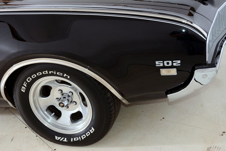 1969 Oldsmobile Cutlass Image 56