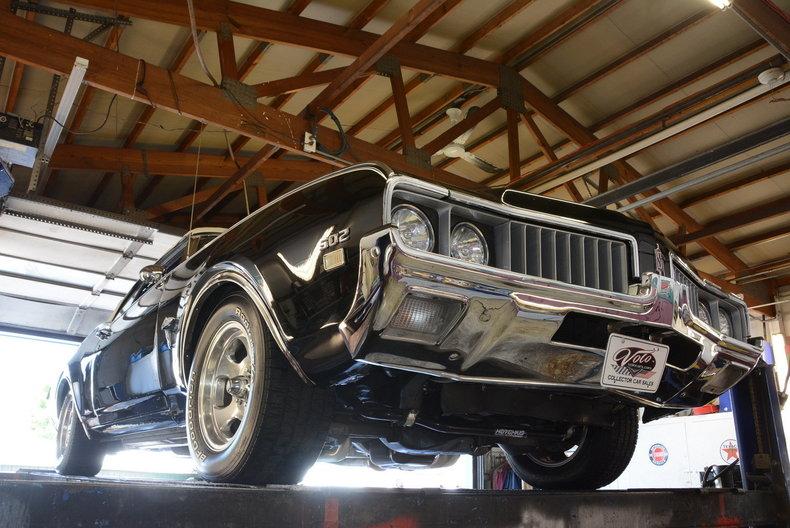 1969 Oldsmobile Cutlass Image 76