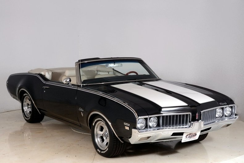 1969 Oldsmobile Cutlass Image 73