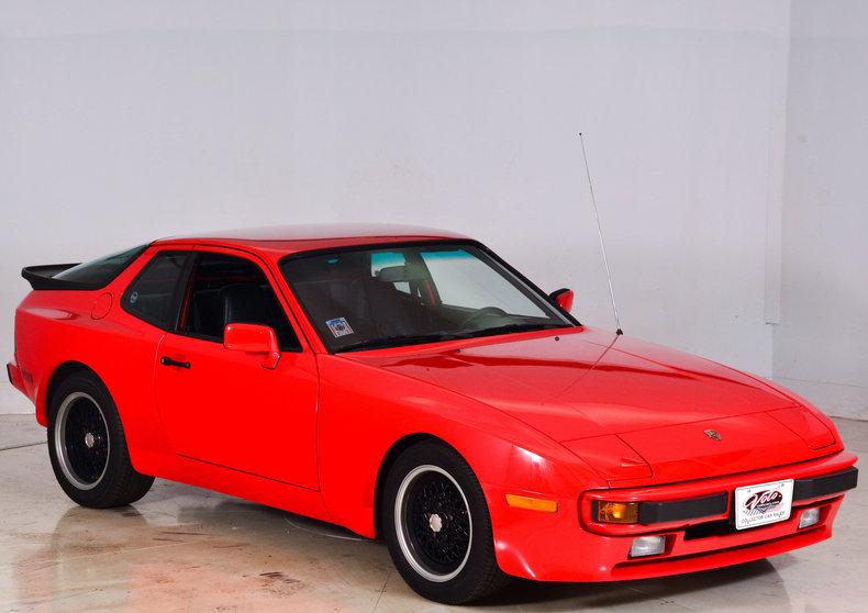 1984 Porsche 944 Image 78