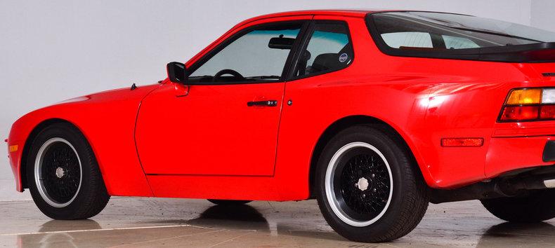 1984 Porsche 944 Image 62