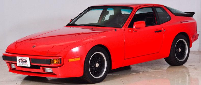 1984 Porsche 944 Image 47