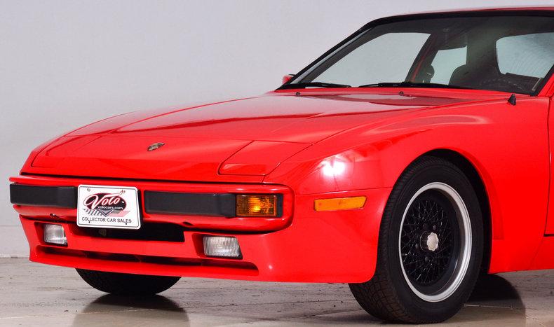 1984 Porsche 944 Image 50