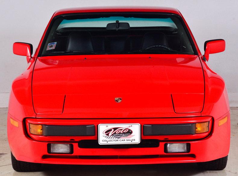 1984 Porsche 944 Image 54