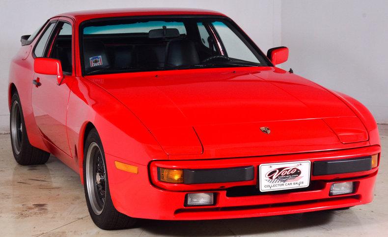 1984 Porsche 944 Image 65