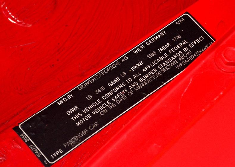 1984 Porsche 944 Image 53