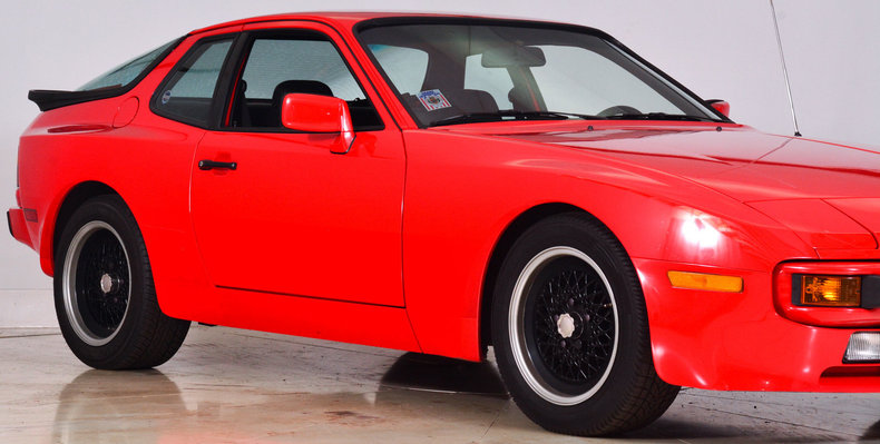 1984 Porsche 944 Image 73