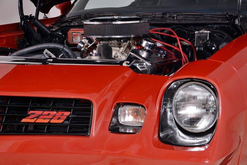 1978 Chevrolet Camaro Image 5