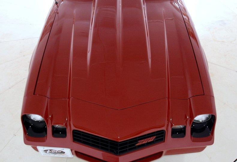 1978 Chevrolet Camaro Image 9