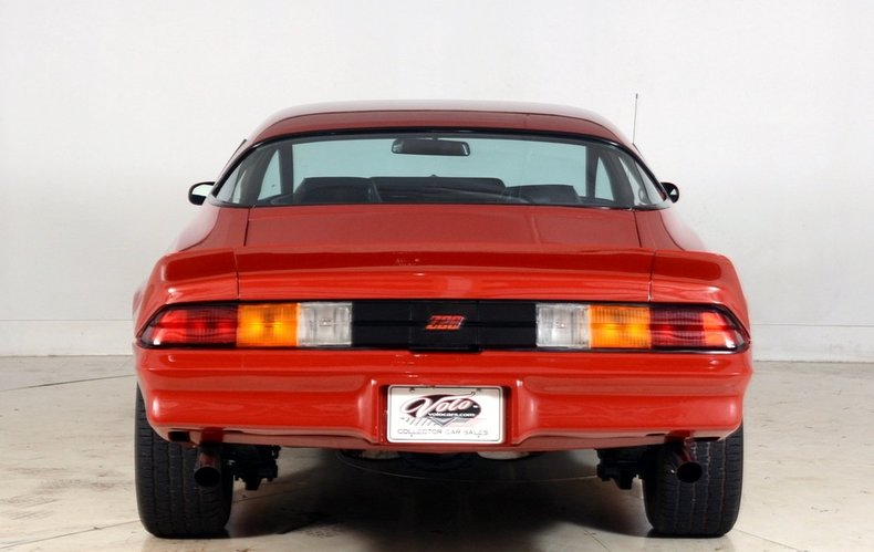 1978 Chevrolet Camaro Image 25