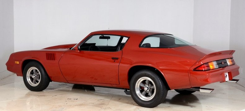 1978 Chevrolet Camaro Image 33