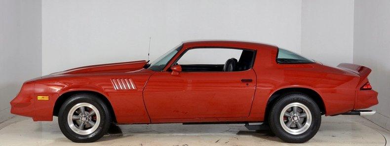 1978 Chevrolet Camaro Image 41