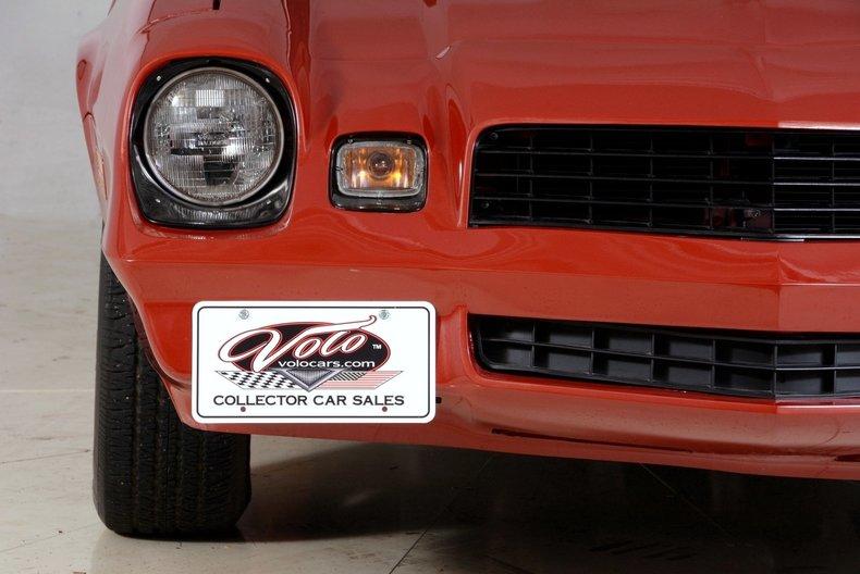 1978 Chevrolet Camaro Image 48