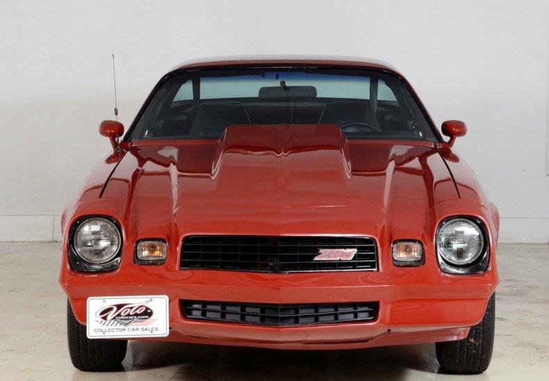 1978 Chevrolet Camaro Image 57