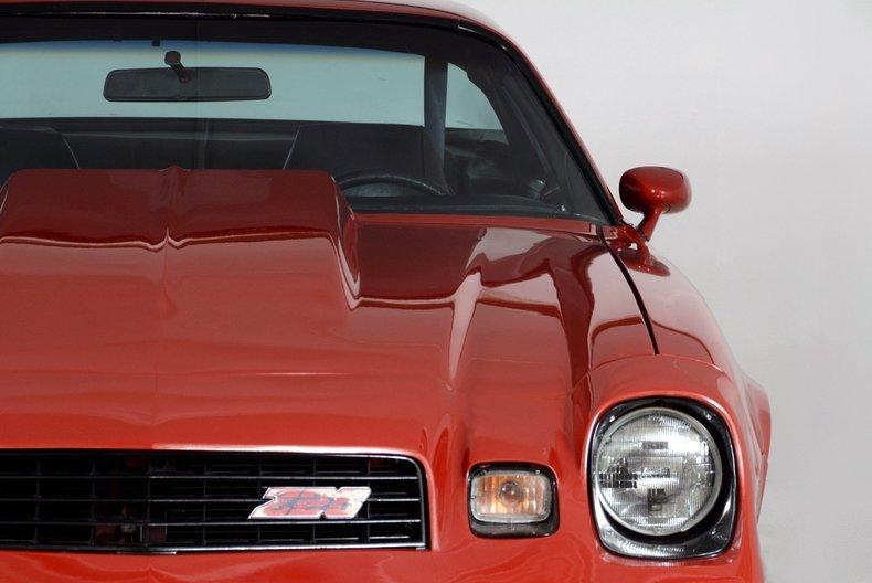 1978 Chevrolet Camaro Image 64