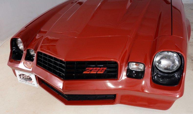 1978 Chevrolet Camaro Image 70