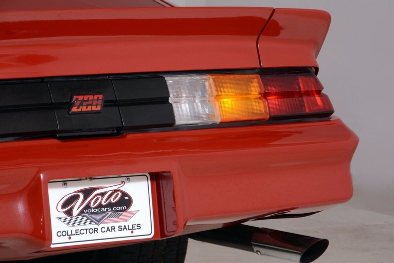 1978 Chevrolet Camaro Image 79