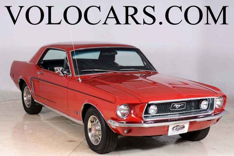 1968 Ford Mustang Image 1