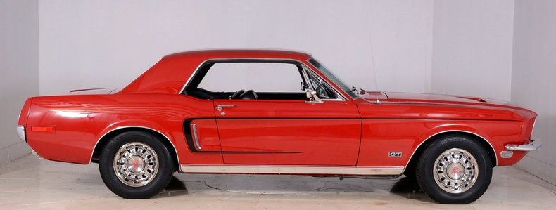 1968 Ford Mustang Image 17