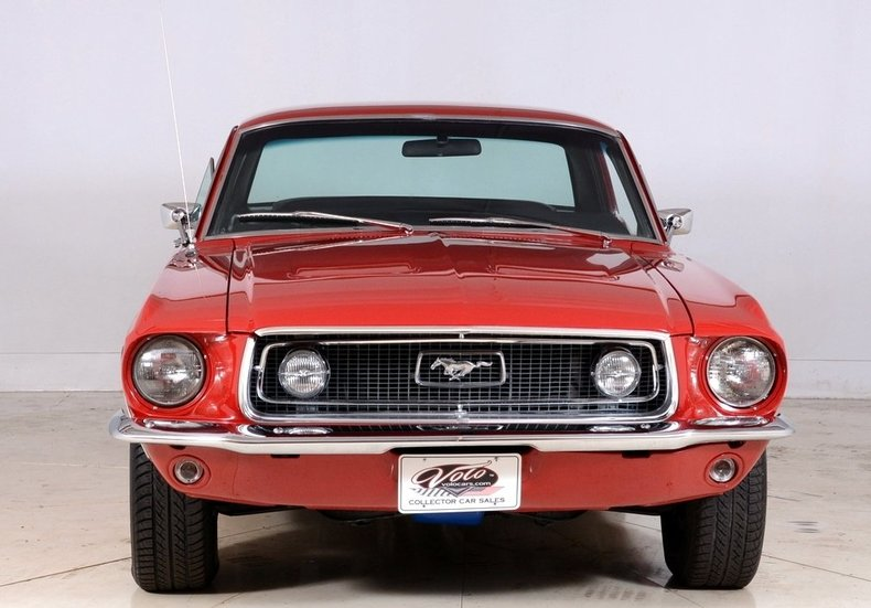 1968 Ford Mustang Image 49