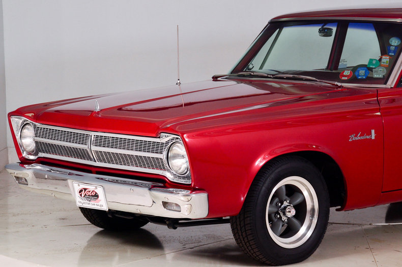 1965 Plymouth Belvedere Image 49