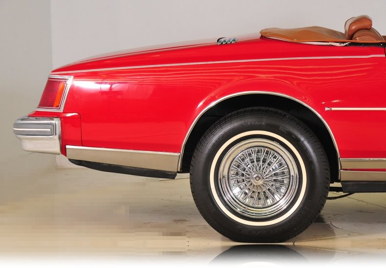 1978 Cadillac Milan Image 9