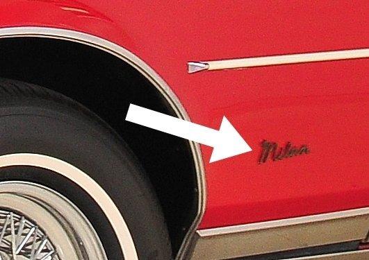 1978 Cadillac Milan Image 51