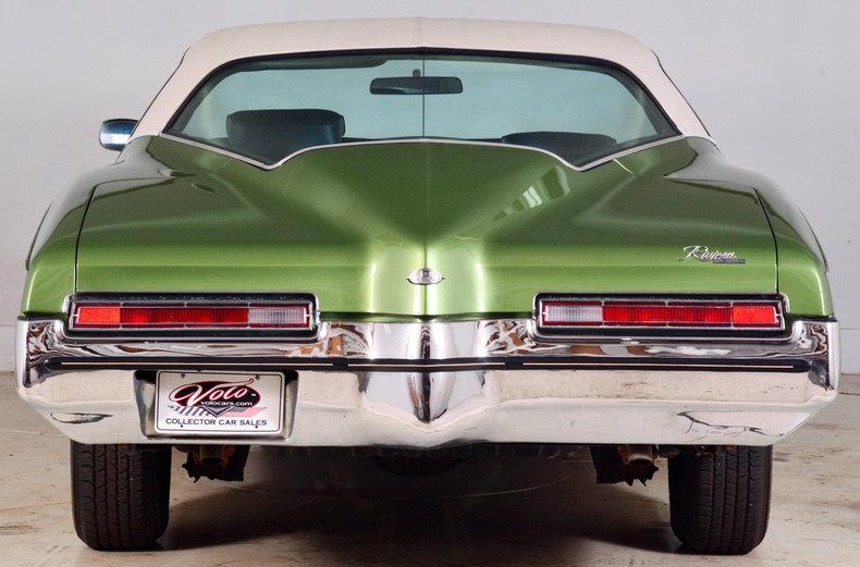 1972 Buick Riviera Image 5