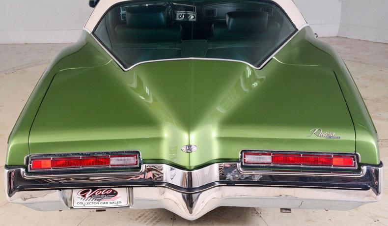 1972 Buick Riviera Image 11