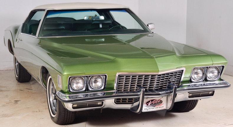 1972 Buick Riviera Image 54