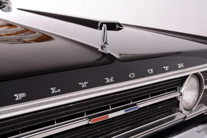 1967 Plymouth GTX Image 5