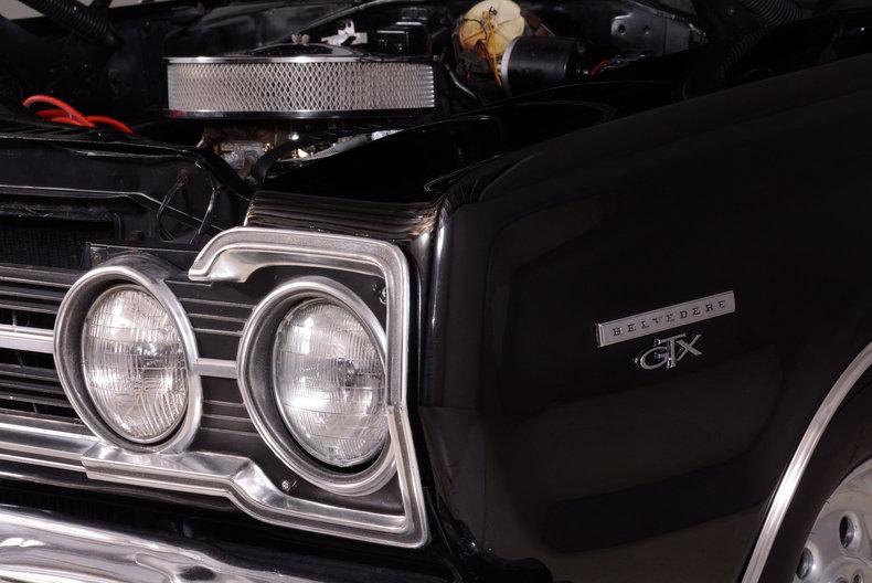 1967 Plymouth GTX Image 8