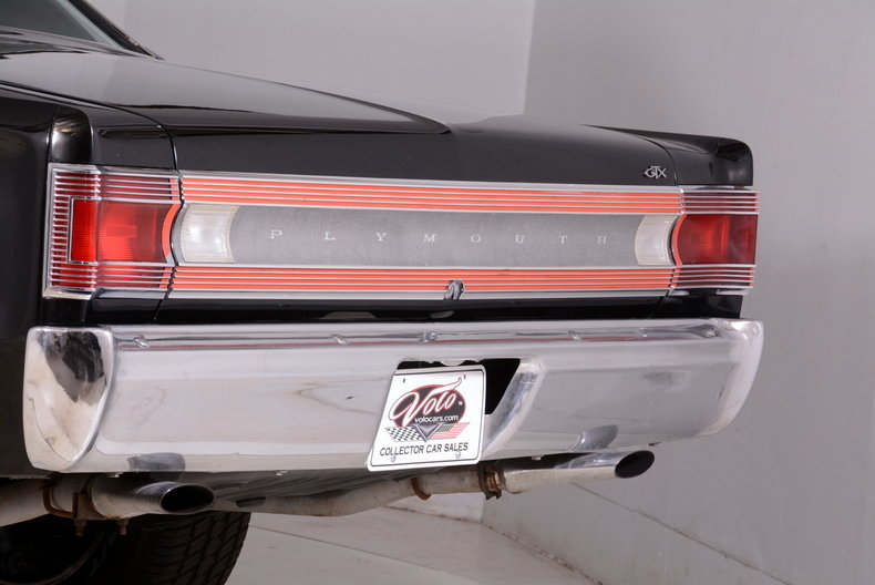 1967 Plymouth GTX Image 23