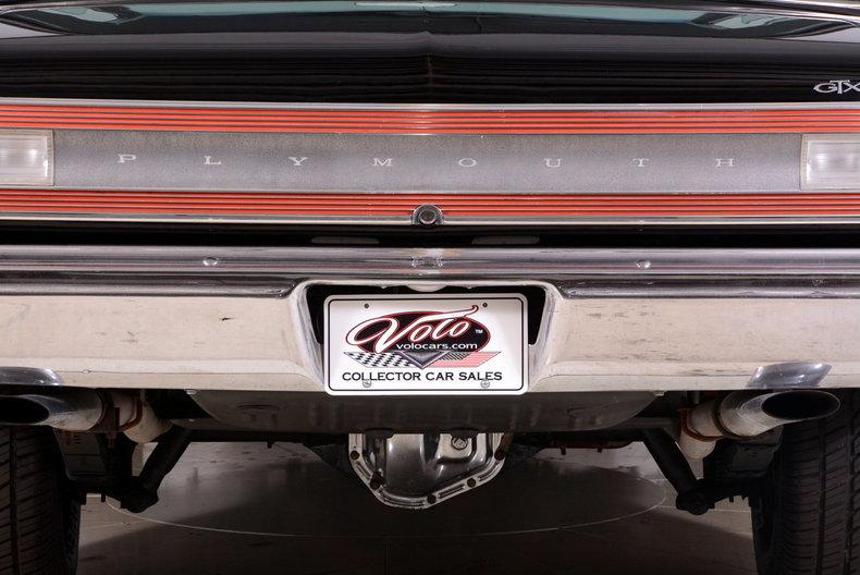 1967 Plymouth GTX Image 29