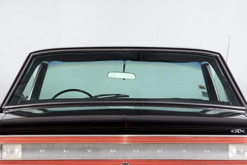 1967 Plymouth GTX Image 32