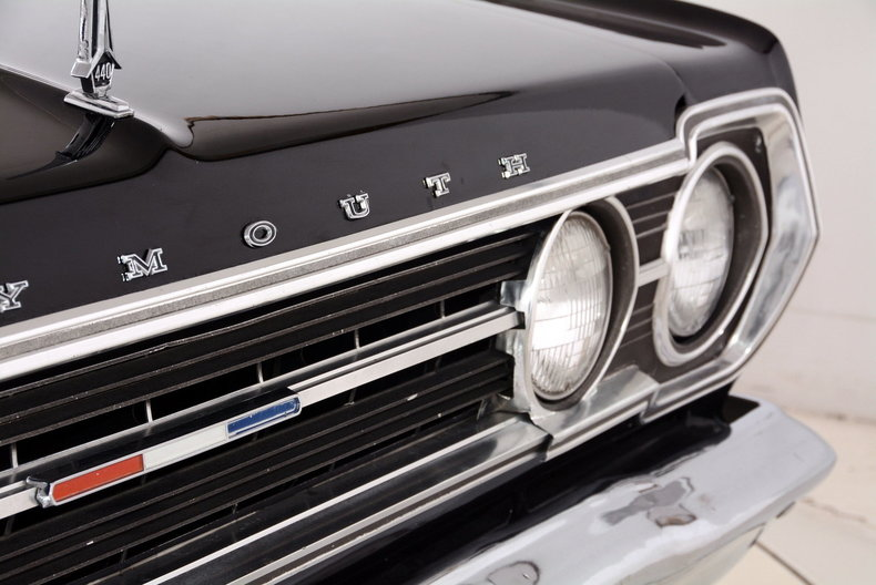 1967 Plymouth GTX Image 34