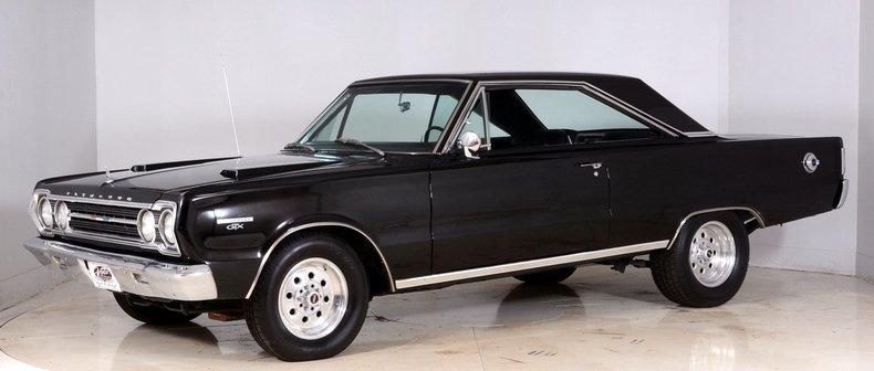 1967 Plymouth GTX Image 51