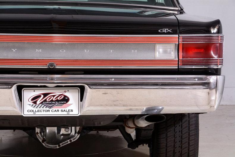 1967 Plymouth GTX Image 82