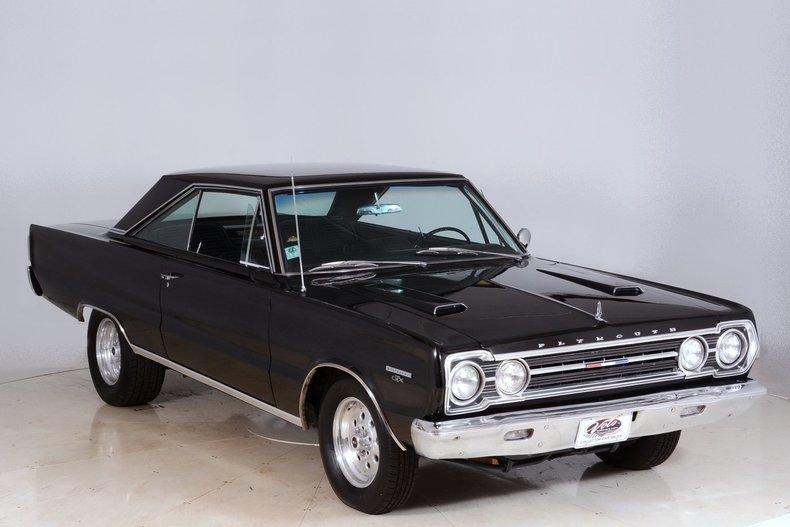 1967 Plymouth GTX Image 83