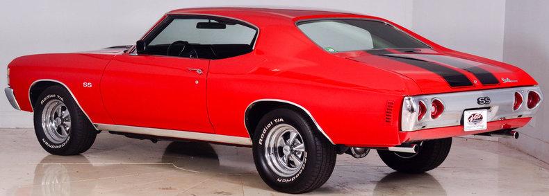 1971 Chevrolet Chevelle Image 8