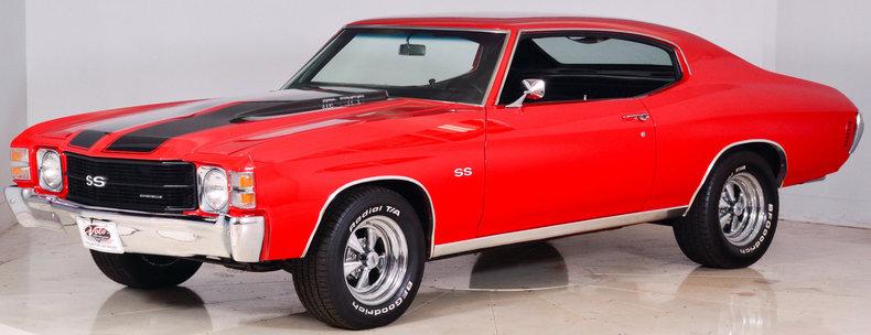 1971 Chevrolet Chevelle Image 3