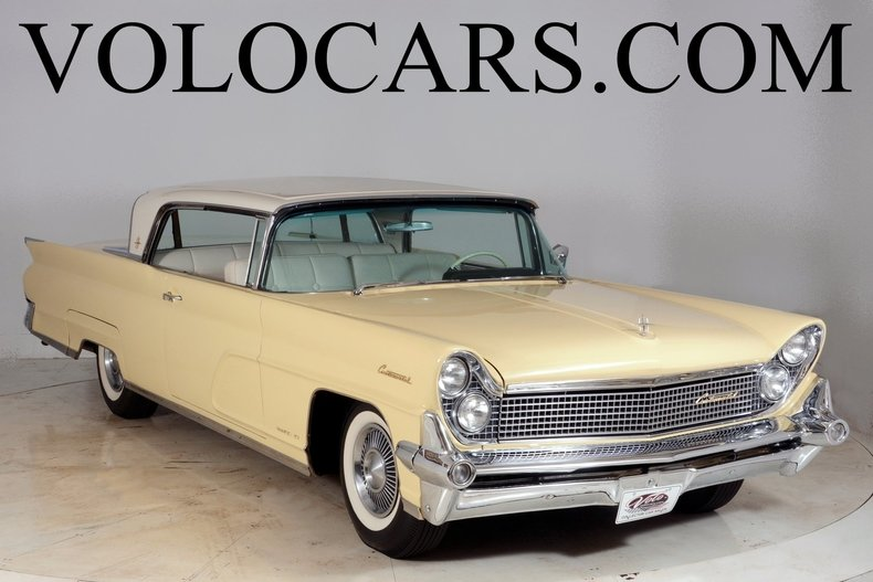 1959 Lincoln Continental Image 1
