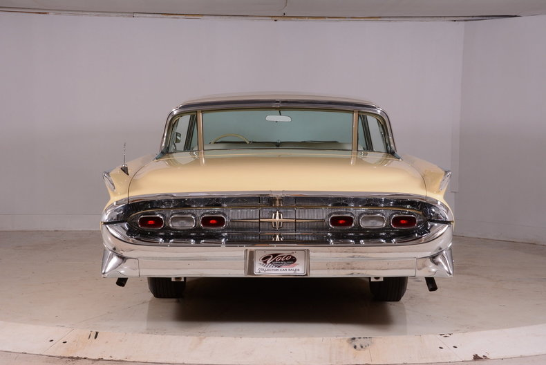 1959 Lincoln Continental Image 44