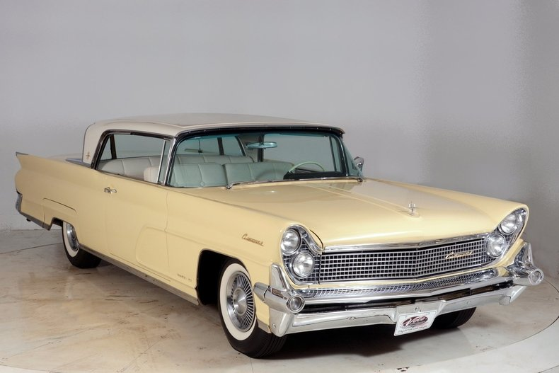 1959 Lincoln Continental Image 80