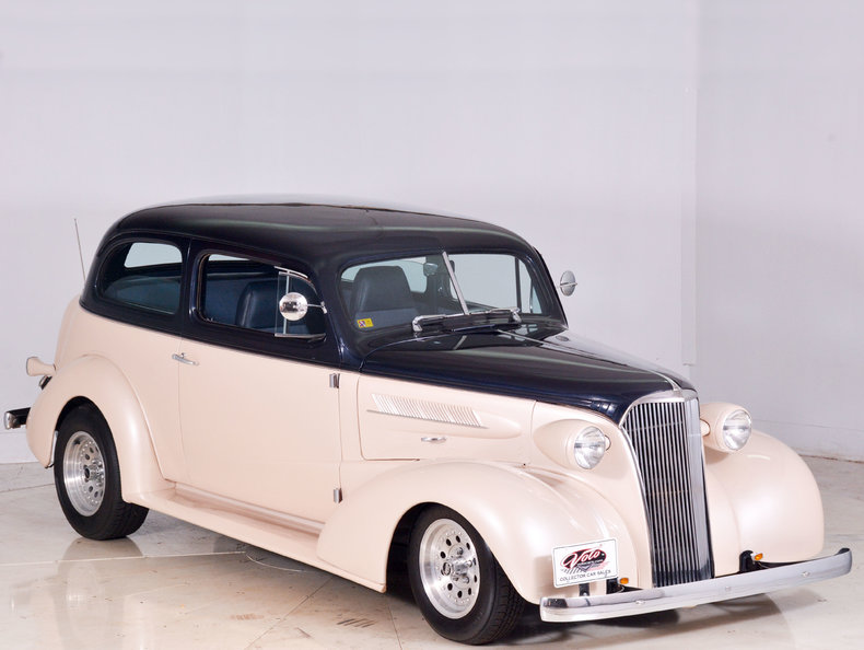 1937 Chevrolet Special Deluxe Image 67