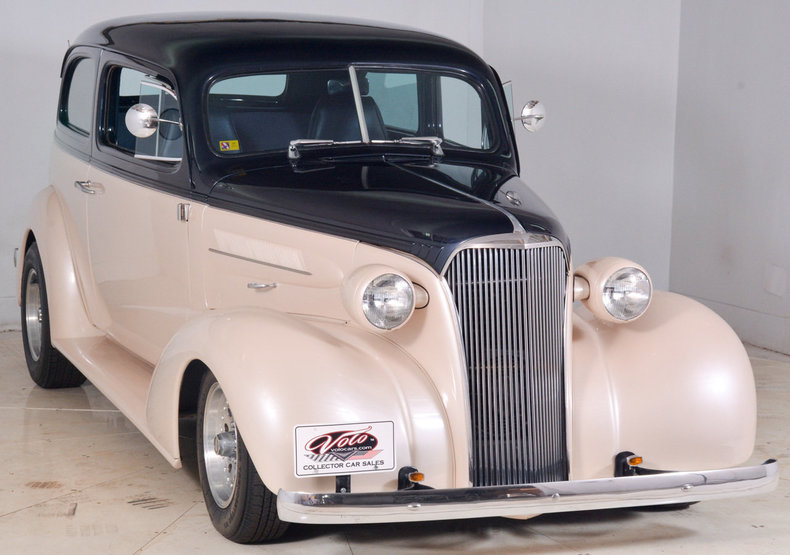1937 Chevrolet Special Deluxe Image 55