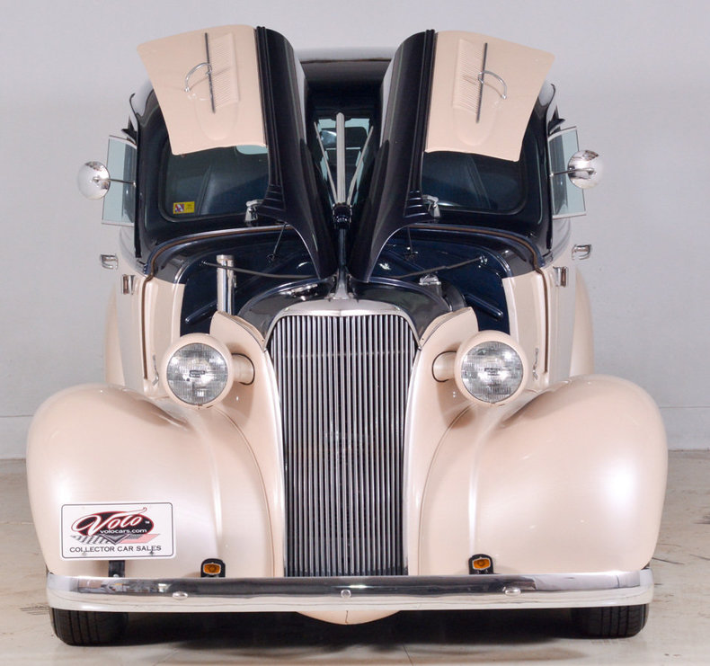 1937 Chevrolet Special Deluxe Image 56