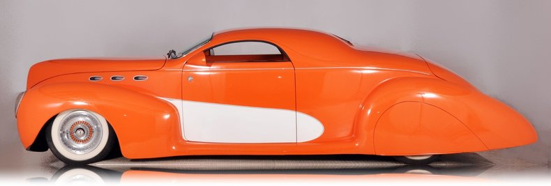 1939 Lincoln Zephyr Image 8