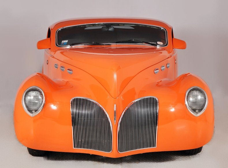 1939 Lincoln Zephyr Image 9