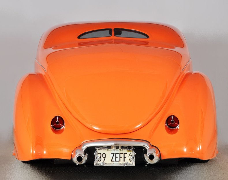 1939 Lincoln Zephyr Image 13